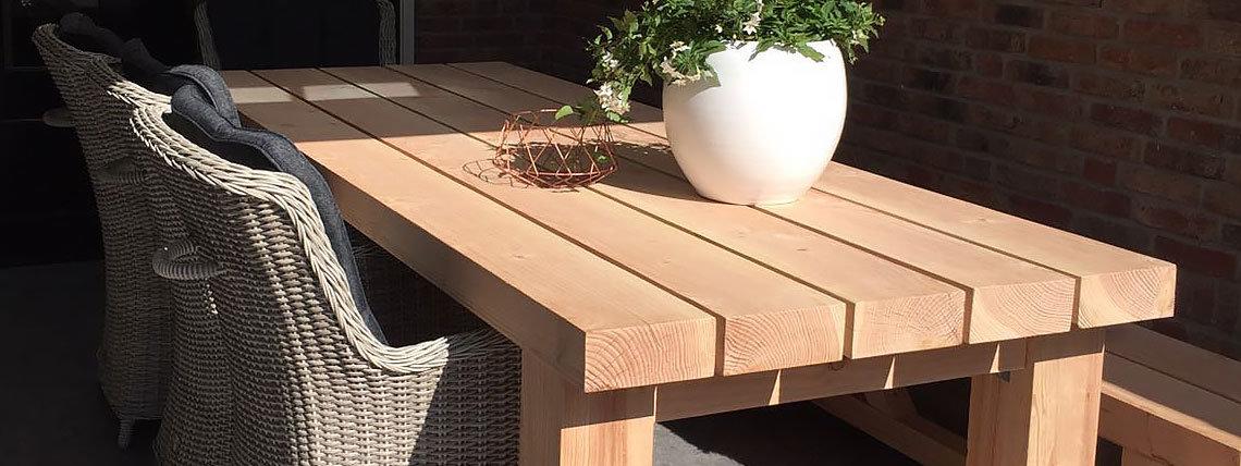 DKH Tafels & Meubelen | Sfeervol maatwerk voor zowel binnen als buiten