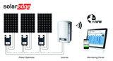 Solar Edge, maximaal renderen, alles geregeld